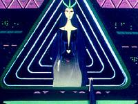 Le traquenard de la reine