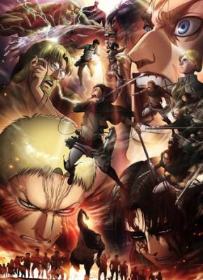 L'attaque des titans (Série 3)