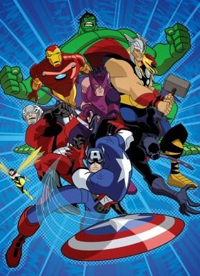 Avengers : l'équipe des super-héros !