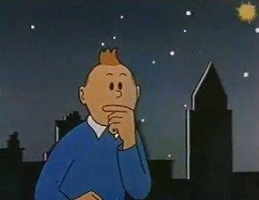Série 1 (Les aventures de Tintin d'après Hergé) : L'étoile mystérieuse - 11 épisodes