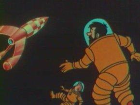 Série 2 (Les aventures de Tintin d'après Hergé) : Objectif Lune - 22 épisodes