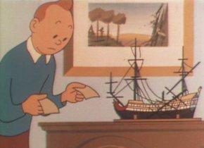 Série 3 (Les aventures de Tintin d'après Hergé) : Le secret de la Licorne - 10 épisodes
