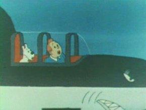 Série 4 (Les aventures de Tintin d'après Hergé) : Le trésor de Rackam le Rouge - 17 épisodes