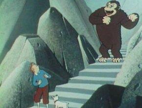 Série 5 (Les aventures de Tintin d'après Hergé) : L'île noire - 12 épisodes