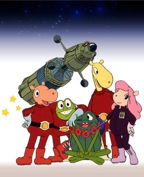 Les aventuriers de l'espace