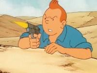 Tintin au pays de l'or noir (2)