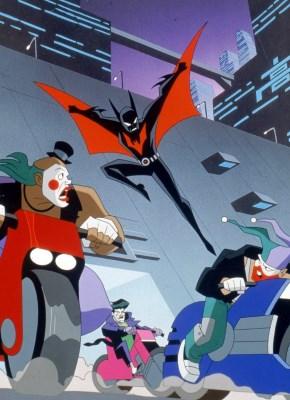 Batman la relève