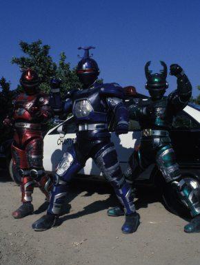 Beetleborgs, une BD d'enfer