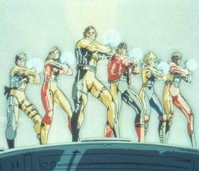 Les bioniques