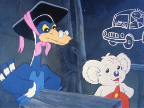 Les aventures extraordinaires de Blinky Bill