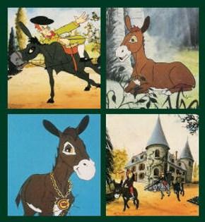 Cadichon ou les mémoires d'un âne