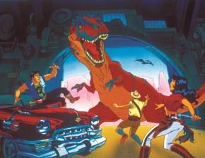 Cadillacs et dinosaures