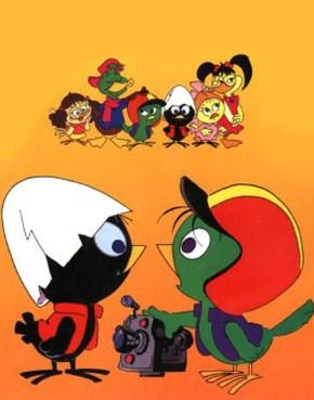 Caliméro et ses amis
