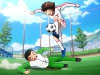 Tsubasa et Roberto