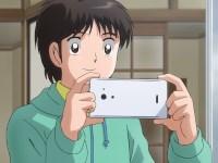 Coup d'envoi ! Nankatsu contre Shutetsu
