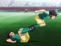 La tactique des frères Tachibana !