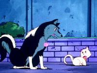 Caroline et le loup