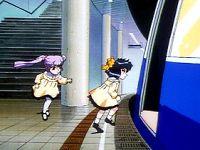Panique dans le métro