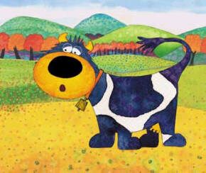 Connie la vache