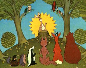 Les contes des prés et des bois