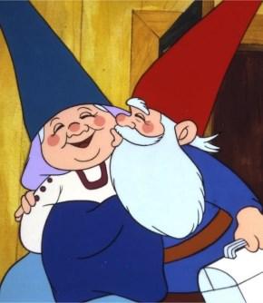 David, le Gnome