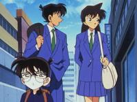 Retour dangereux... Le retour de Shinichi