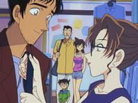 Kogoro accusé de meurtre (1)