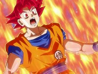Son Goku ! Montre-nous la puissance du Super Saïyen Divin !