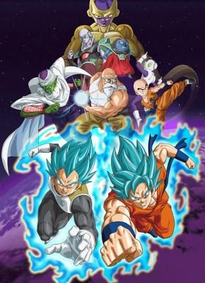 """Saga 2 : """"La résurrection de Freezer"""" - 9 épisodes (19 à 27)"""