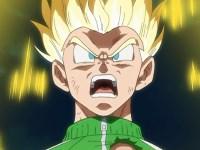 La Terre ! Gohan ! Une situation désespérée ! Goku, reviens vite !