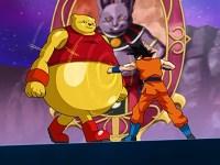 Surprise pour l'univers 6 ! Voici Goku, le Super Saïyan