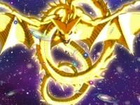 Viens à moi, dragon divin, et réalise mon souhait, s'te plaît !