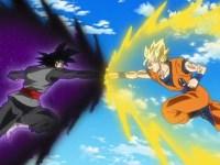 Goku affronte Black ! Le chemin vers un avenir déjà scellé