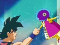J'ai envie de revoir Son Goku. La convocation du roi Zeno !