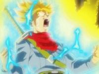 Je protégerai le monde. Trunks laisse exploser sa colère !