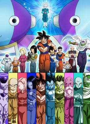 """Saga 5 : """"Survie de l'univers"""" - 55 épisodes (77 à 131)"""