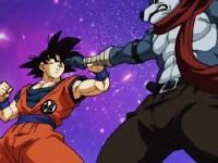 Bergamo l'écraseur contre Son Goku ! Qui possède le pouvoir illimité ?