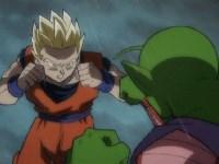 Piccolo entraîne Gohan. Le disciple pourra-t-il surpasser le maître ?