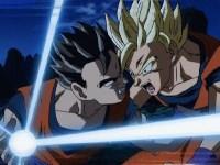 Dépasse toutes tes limites ! Goku contre Gohan