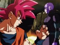 Une bataille à la vitesse de la lumière ! Goku et Hit unissent leurs forces !