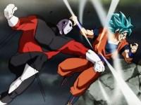 Le plus puissant des guerriers attaque Goku ! Place au fatal orbe d'énergie !