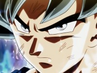 L'éveil de Son Goku. L'ultra-instinct de l'éveillé