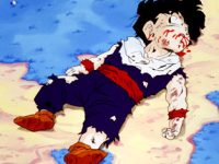 Songohan contre l'invincible soldat