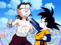 Trunks contre Songoten