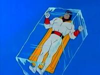 Le fantôme de l'espace et l'homme des glaces