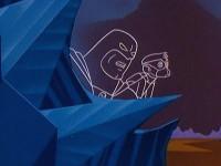 Le fantôme de l'espace et Glasstor