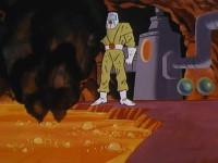 Le fantôme de l'espace et les fours de Moltor