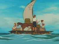 Départ pour l'île inconnue