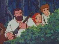 Flo part pour la chasse