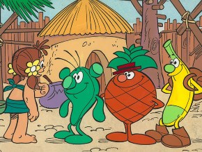 Les Fruittis